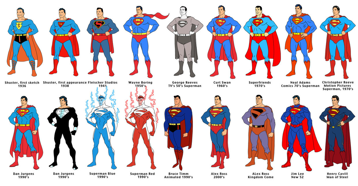superman_75_short_line_up_by_dusty_abell-d6qostx